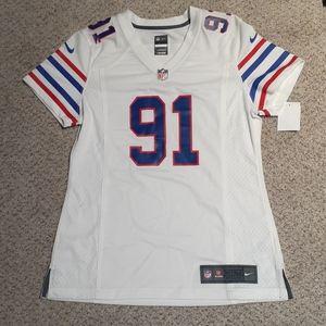 NWT NFL Buffalo Bill's women's jersey, sz SM
